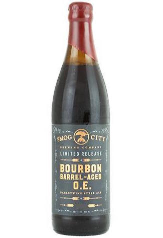 Smog City Bourbon O.E. 2020 500ml Btl