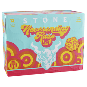 Stone Neverending Haze 12pk Cans