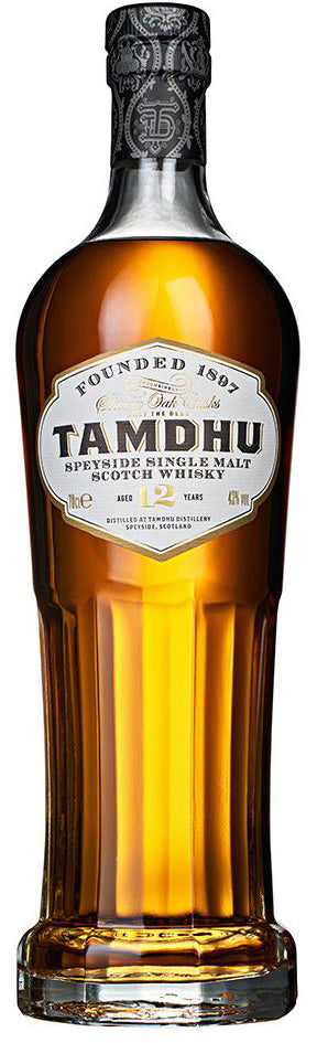 Tamdhu Single Malt Whiskey 12 Yrs 750ml
