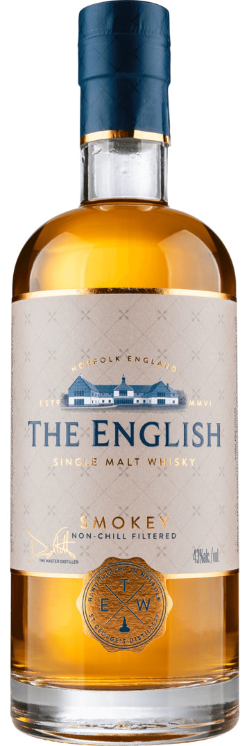 The English Smokey 750ml