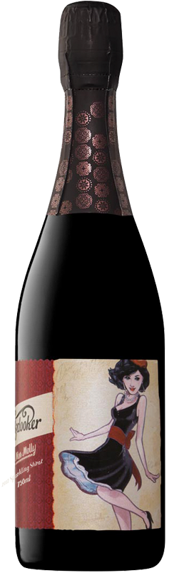 Mollydooker Miss Molly Sparkling Shiraz 2017 750ml