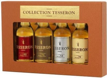 Tesseron The XO Collection Mini Set 4x50ml