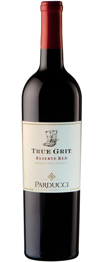Parducci True Grit Red Reserve 2016 750ml