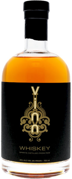 Vinn Rice Whiskey 750ml