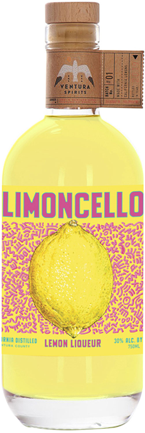 Ventura Spirits Limoncello 750ml