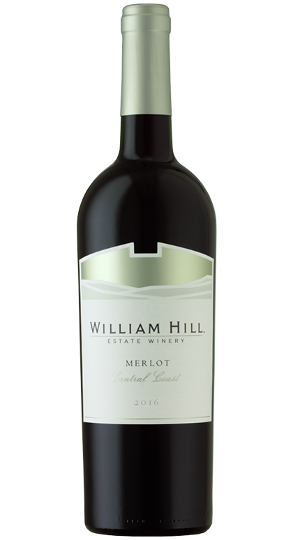 William Hill Merlot Central Coast 750ml