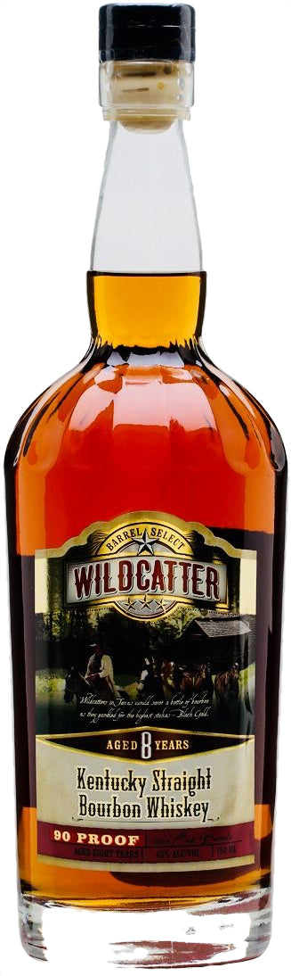 Wildcatter Bourbon 8Yr 750ml