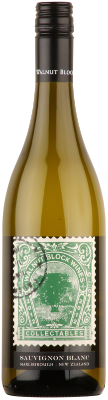 Walnut Block Wines Collectables Sauvignon Blanc 2019 750ml