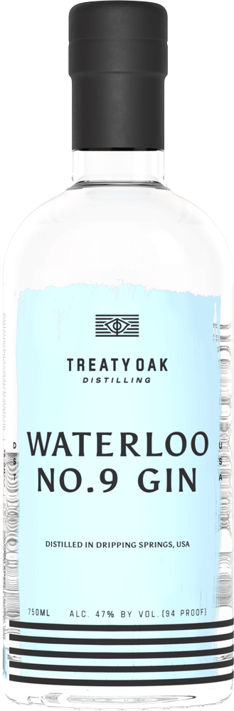 Waterloo No. 9 Gin 750ml