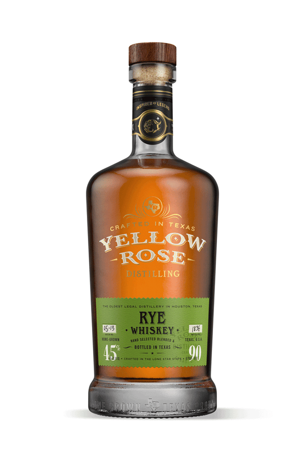 Yellow Rose Rye Whiskey 750ml