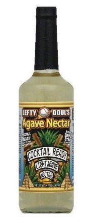 Lefty Odouls Agave Nectar Syrup 750ml