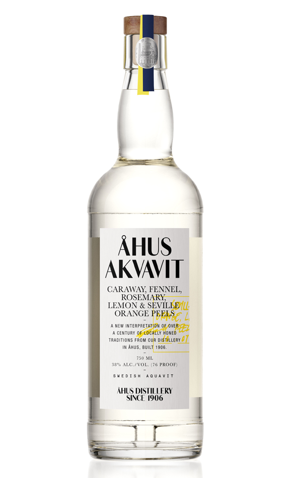 Ahus Akvavit Aquavit 750ml