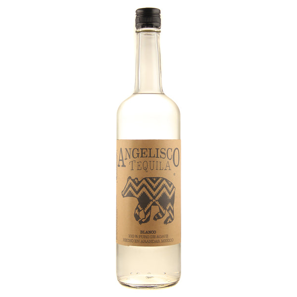 Angelisco Tequila Blanco 750ml
