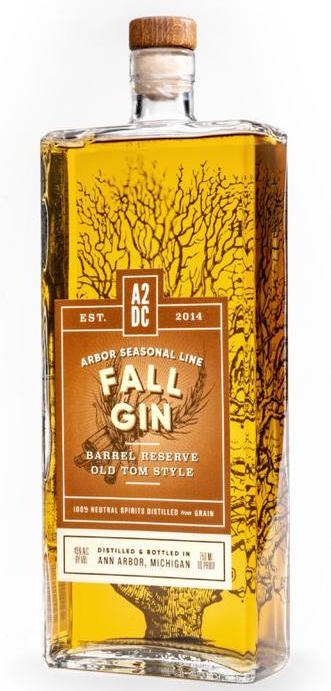 Ann Arbor Fall Gin 750ml