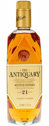Antiquary Blended Scotch Whiskey 21yr 750ml