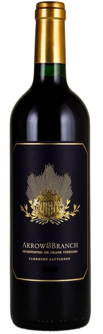 Arrow & Branch Cabernet Sauvignon Dr. Crane 2012 750ml