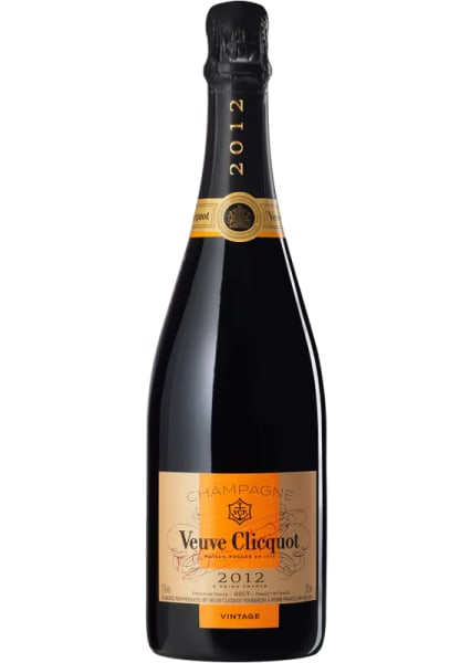 Veuve Clicquot Vintage Brut Rose 2012 750ml