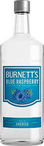 Burnett's Blue Raspberry Vodka 750ml