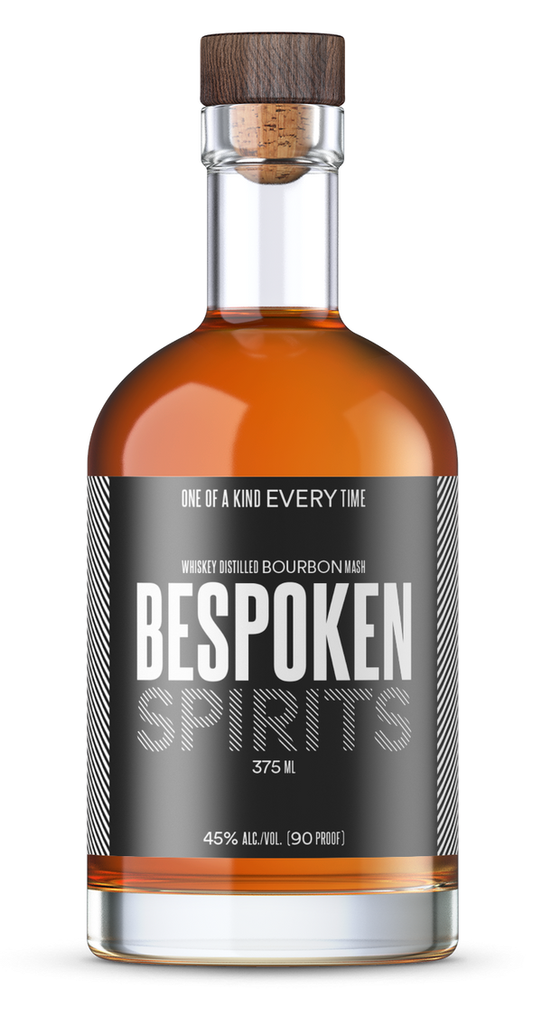 Bespoken Spirits Bourbon Mash 375ml