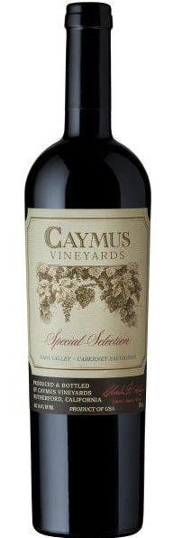 Caymus Special Selection Cabernet Sauvignon 2016 750ml