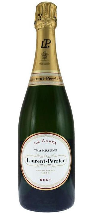 Laurent Perrier Brut La Cuvee 750ml
