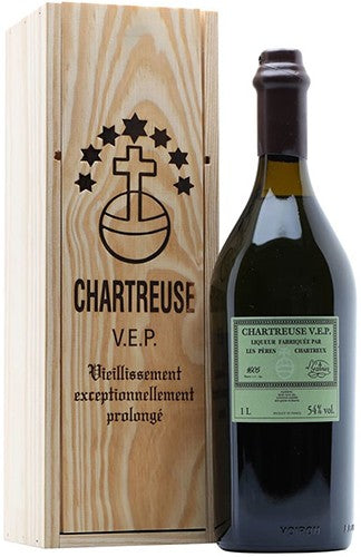 Chartreuse VEP Green 108 Proof 1L