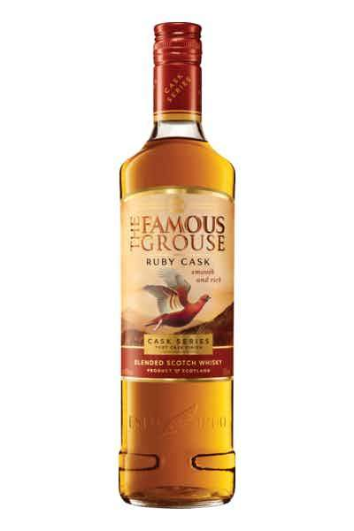 Famous Grouse Ruby Cask Whisky 750ml