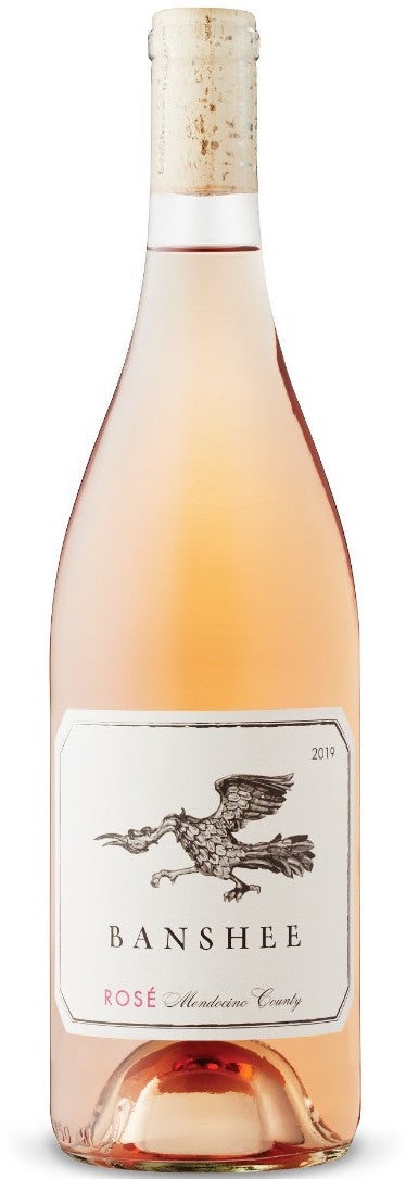 Banshee Rose Mendocino County 2019 750ml