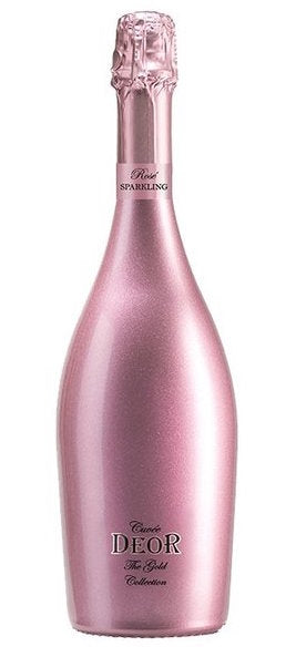 Cuvee Deor Gold Collection Rose Sparkling 750ml