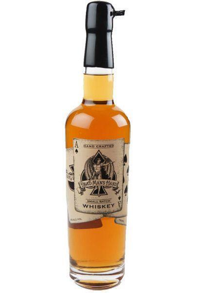 Dead Man's Hand Small Batch Whiskey 750ml