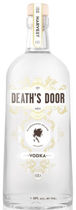 Death's Door Vodka 50ml