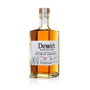 Dewar's Double Double 27 Year Old Blended Scotch Whisky 375ml