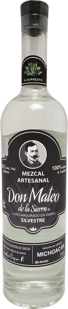 Don Mateo Mezcal Silvestre 750ml