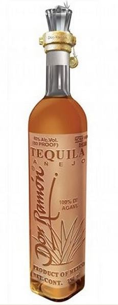 Don Ramon Tequila Anejo 750ml