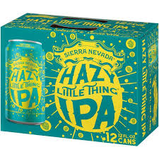 Sierra Nevada Hazy Little Thing 12pk Cans