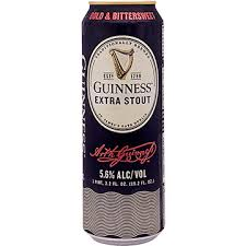 Guinness Extra Stout 19.2oz Can