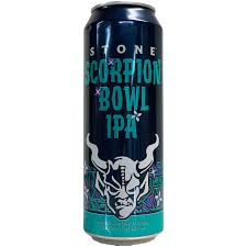 Stone Scorpion Bowl IPA 19.2oz Can