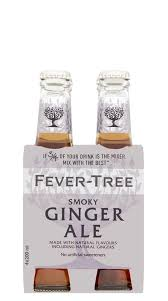 Fever-Tree Smoky Ginger Ale 4pk