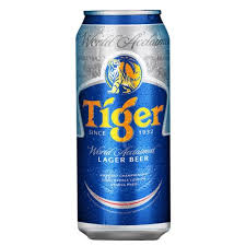 Tiger Beer 16oz 4pk Cans