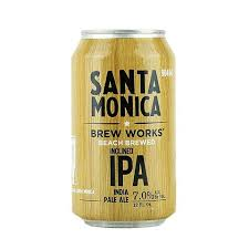 Santa Monica Brewing Inclined IPA 19.2oz Can
