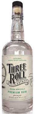 Three Roll Rhum Agricole 750ml