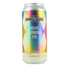 Ommegang Neon Rainbows 16oz Can