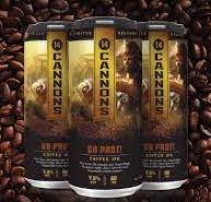 14 Cannons Go Fast! Coffee IPA 4pk Cans
