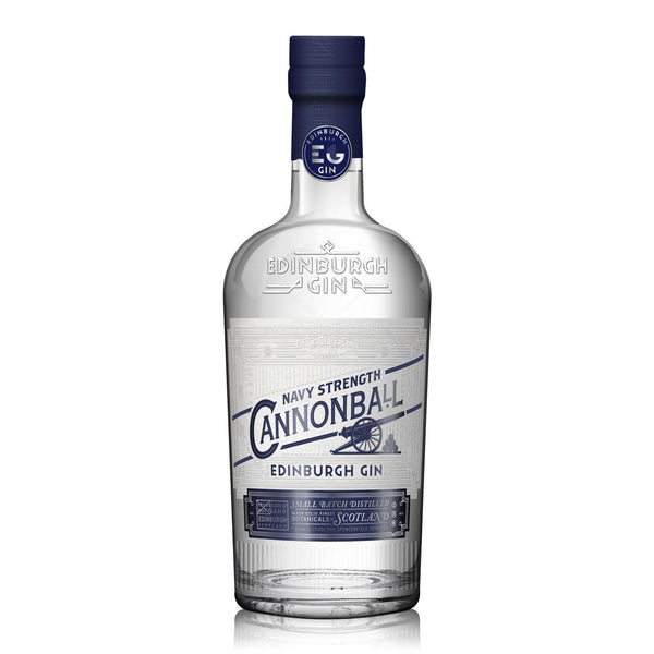 Edinburgh Cannonball Gin 750ml
