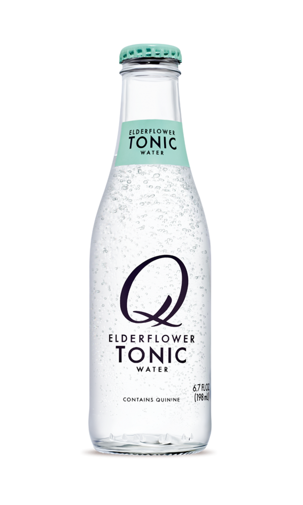 Q Elderflower Tonic Water 500ml