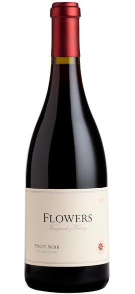 Flowers Pinot Noir Sonoma Coast 2017 750ml