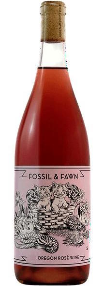 Fossil & Fawn Oregon Rose 2019 750ml