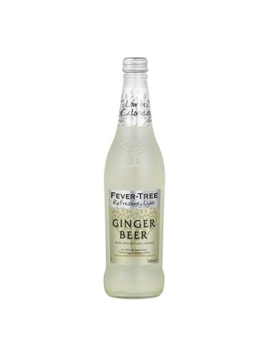 Fever-Tree Light Ginger Beer 500ml