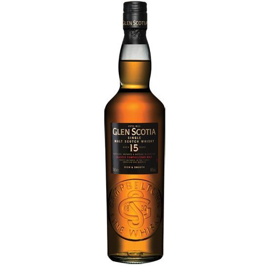 Glen Scotia Single Malt 10Yr 750ml