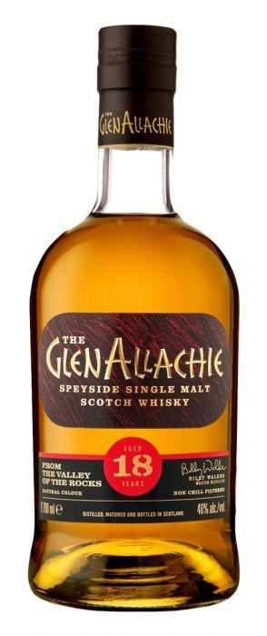 Glenallachie Single Malt 18Yr 750ml